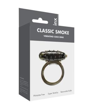 Linx Classic Smoke Vibrating Ring Smoke