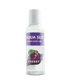 Aqua Slix Water Based Lube Cherry 100ml
