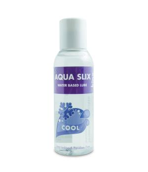 Aqua Slix Cool Water Based Lube 100ml