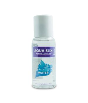 Aqua Slix Water Based Lube 50ml