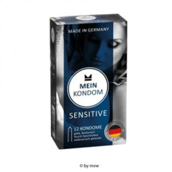 Mein Kondom Sensitive 12 Kondome NETTO