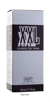 HOT XXL Creme for Men 50ml NETTO