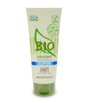 HOT BIO lubricant waterbased Superglide 100ml NETTO