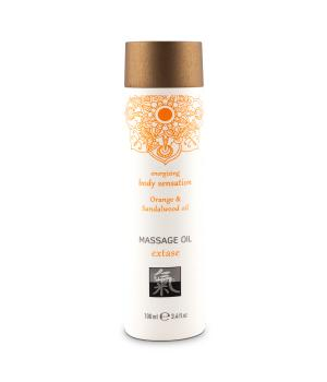 HOT Massage Oil Orange & Sandalwood oill100ml