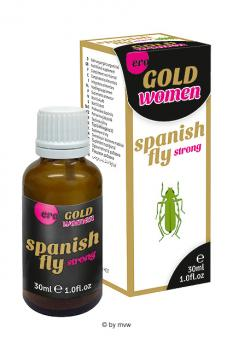Ero Spanish Fly Gold strong Women 30ml NETTO