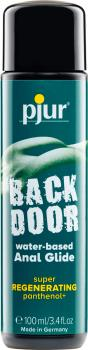 Pjur Back Door Regenerating Anal Glide 100ml